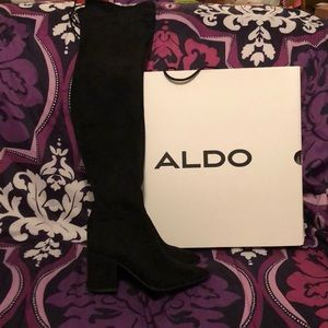Aldo Over the knee boot